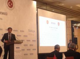 3rd Turkish Commercial Counselor Conference of the Turkish Ministry of Economics