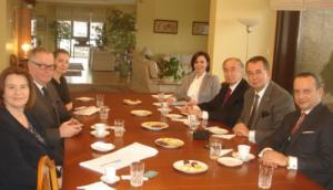 Turkey Ireland Business Council to improve relations between Turkey & Ireland