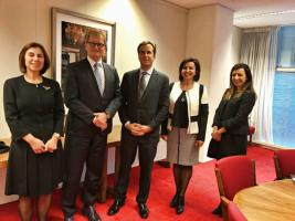 Turkish-Dutch Business Council The Hague Contacts: Meeting with VNO-NCW